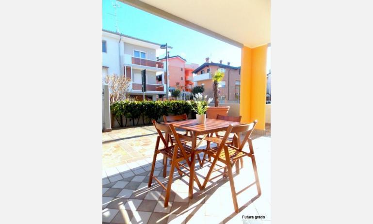 appartamenti SAN PIETRO D'ORIO: B4 - piano terra (esempio)