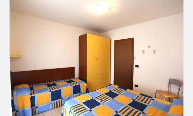 residence AI PINI: B5V - bedroom (example)