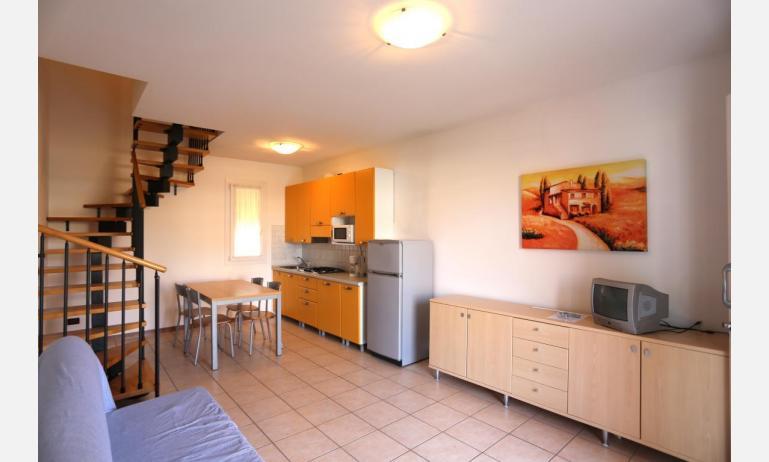 résidence AI PINI: B5V - salon (exemple)