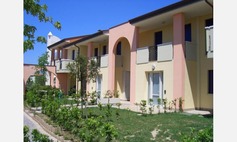 residence LA QUERCIA: B5V - villetta a schiera (esempio)