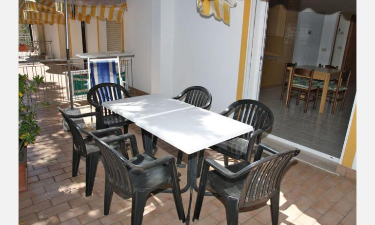 appartamenti LAURA: B4 - terrazza