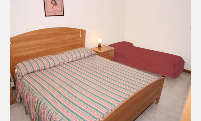 appartamenti LAURA: B4 - camera tripla (esempio)