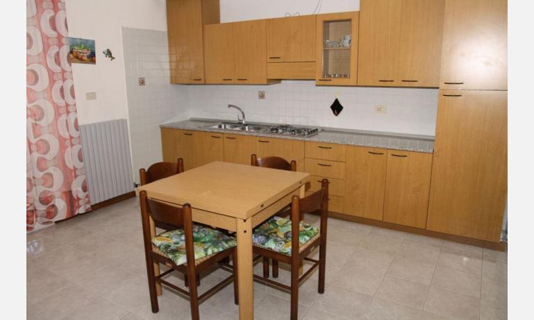 appartamenti LAURA: B4 - cucina (esempio)