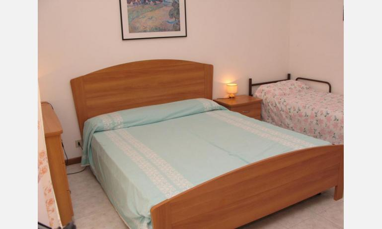 appartamenti LAURA: C6 - camera tripla (esempio)