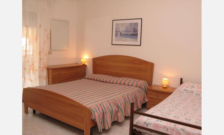 appartamenti LAURA: C6 - camera (esempio)