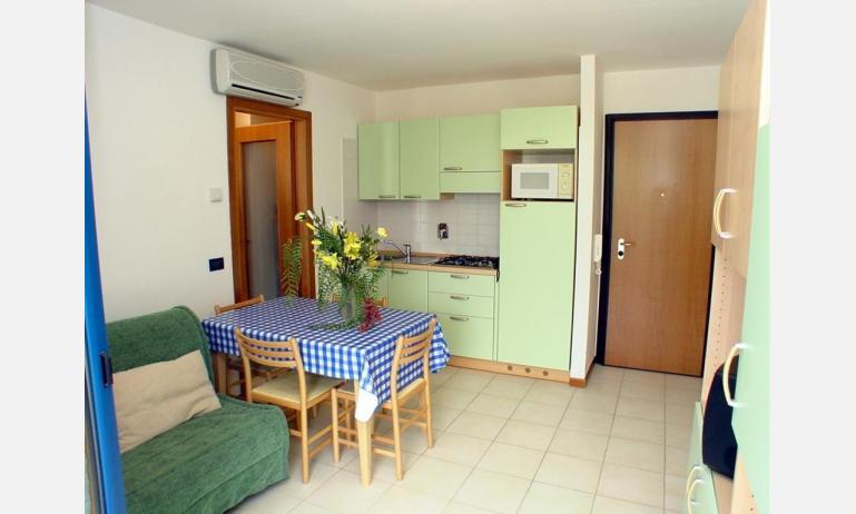 appartamenti TERME: B4 - zona giorno