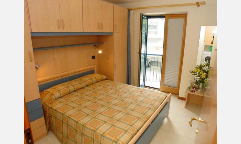 appartamenti TERME: B4 - camera matrimoniale (esempio)