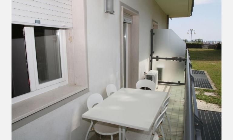 Residence MEERBLICK: C5 - Balkon (Beispiel)