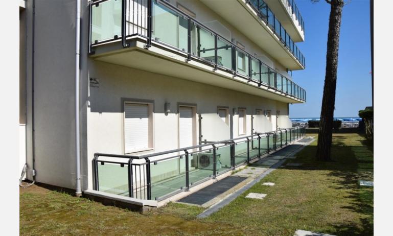 Residence MEERBLICK: C5 - Terrasse