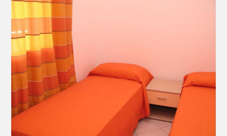 Residence MEERBLICK: C5 - Zweibettzimmer (Beispiel)