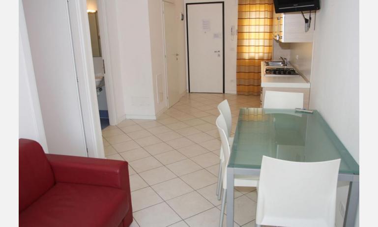residence MEERBLICK: C5 - soggiorno (esempio)
