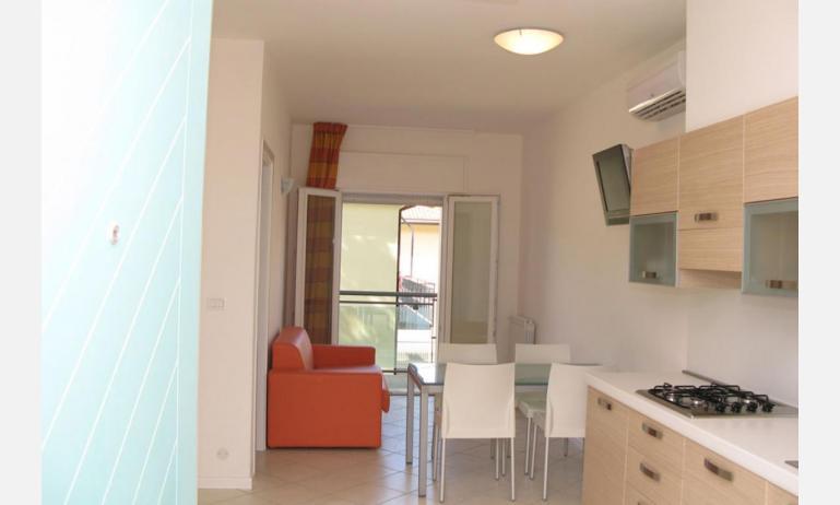 Residence MEERBLICK: C5 - Wohnzimmer (Beispiel)