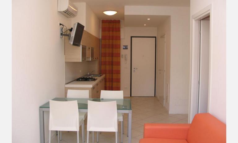 Residence MEERBLICK: C5 - Eingang