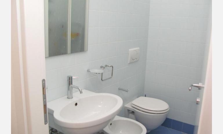 residence MEERBLICK: C5 - bagno (esempio)
