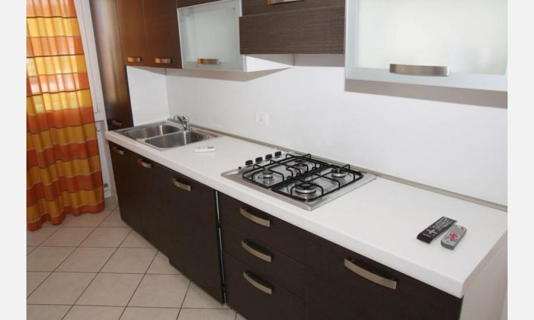 Residence MEERBLICK: C5 - Küche (Beispiel)