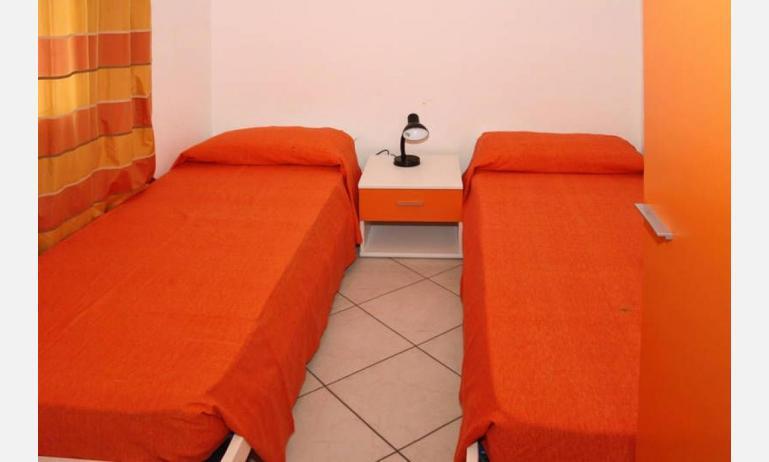 Residence MEERBLICK: C5 F - Einzelbetten (Beispiel)