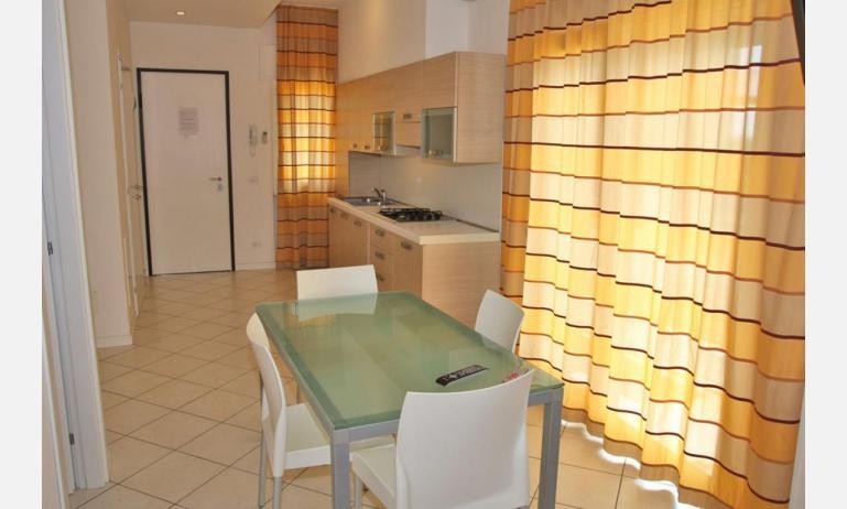 residence MEERBLICK: C5 F - soggiorno (esempio)