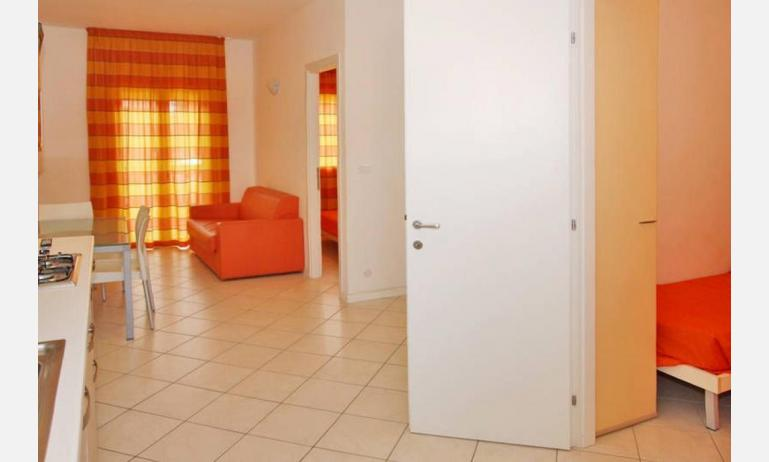 residence MEERBLICK: C5 F - zona giorno