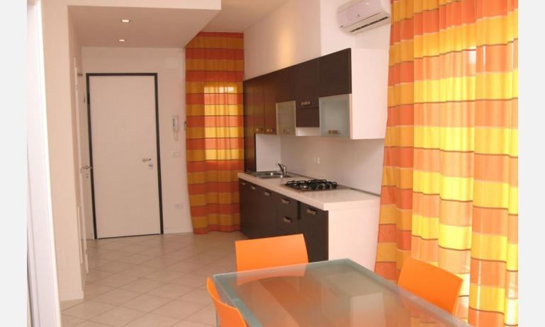 Residence MEERBLICK: C5 F - Wohnzimmer (Beispiel)