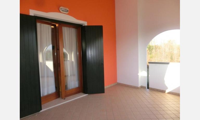 residence LEOPARDI: D8 - kert (példa)