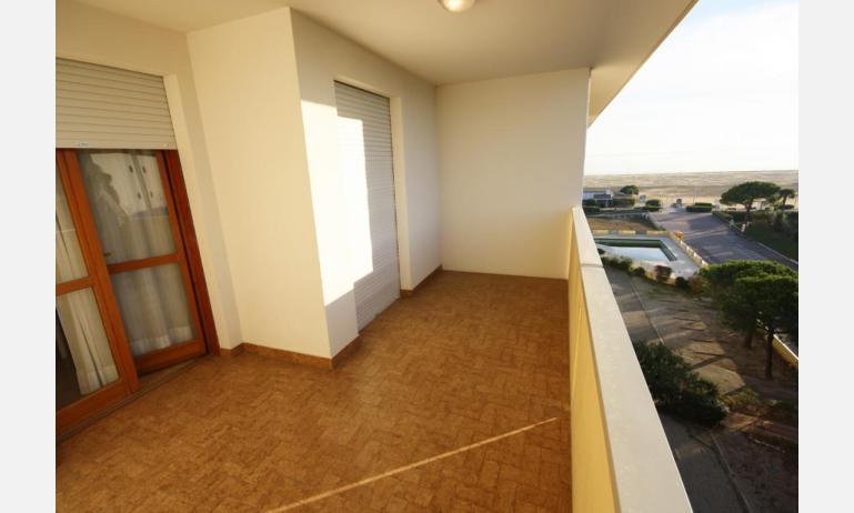 résidence ITACA: B6* - balcon (exemple)