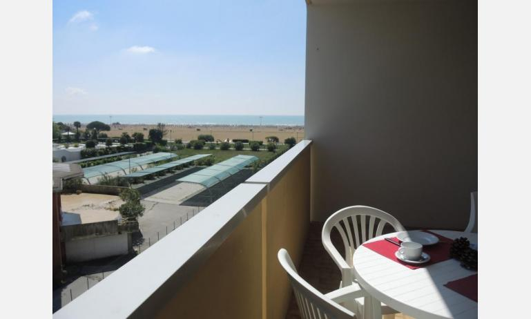 residence ITACA: B6* - sea view balcony (example)