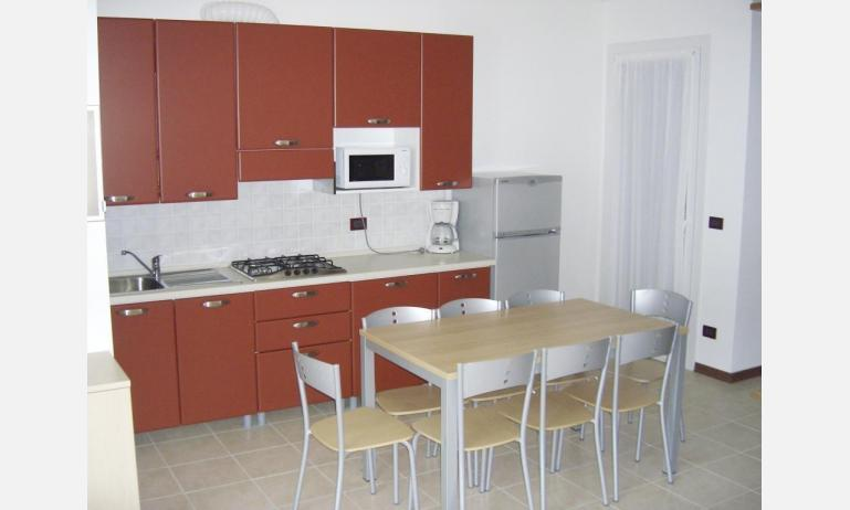 residence AI PINI: B5 - kitchenette (example)