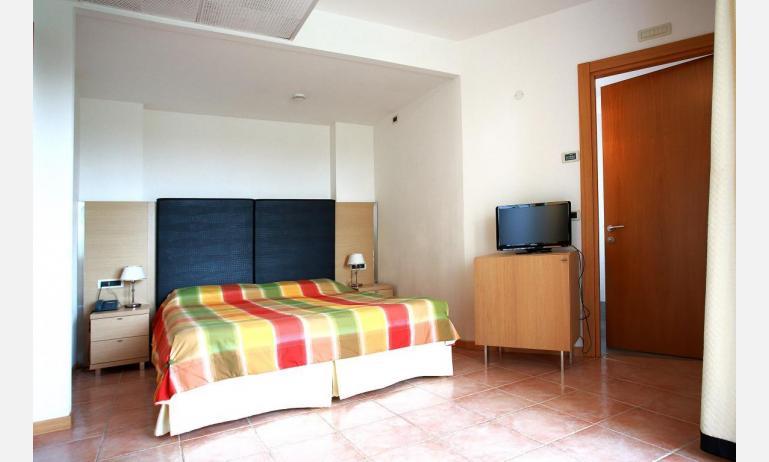 hotel OLYMPUS: Standard - camera matrimoniale (esempio)