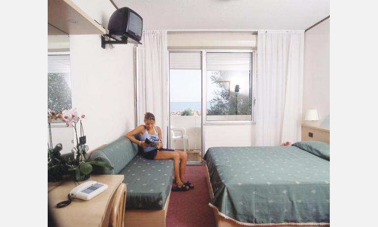 hotel EUROPA: Standard - camera con divano letto (esempio)