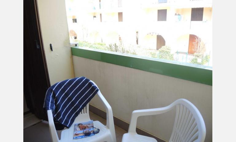 Residence LIA: D7 - Balkon (Beispiel)
