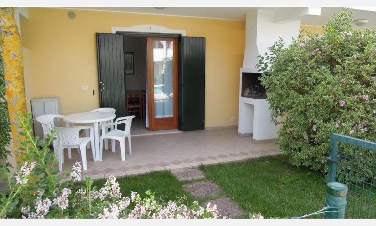 residence LEOPARDI: B5 - kert (példa)
