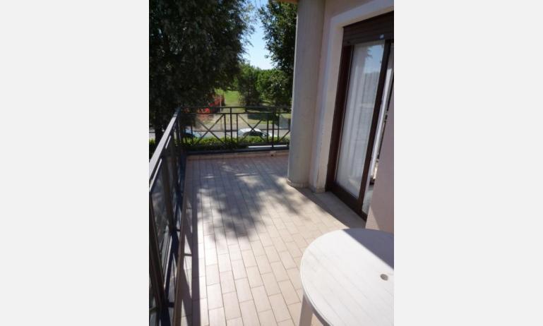 residence NUOVO SILE: C6 - balcone (esempio)