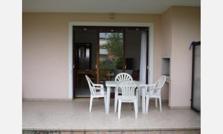 residence NUOVO SILE: C6 - patio