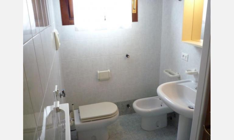 residence NUOVO SILE: C6 - bagno (esempio)
