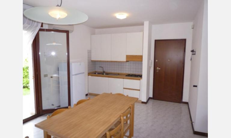 residence NUOVO SILE: C6 - angolo cottura (esempio)