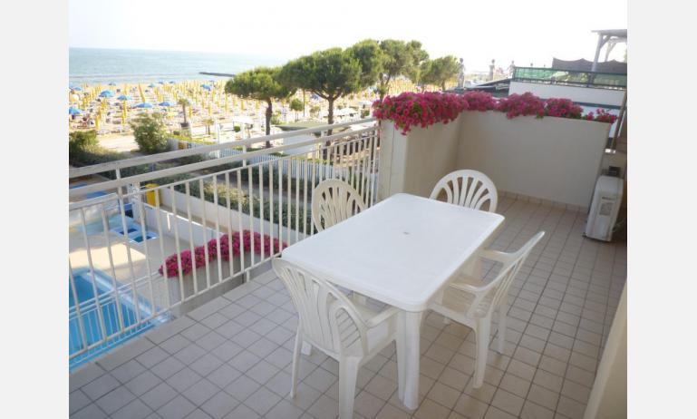 residence SEMIRAMIS: B4 - balcone (esempio)