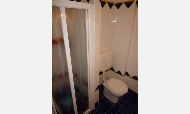 residence SEMIRAMIS: B4 - bagno con box doccia (esempio)