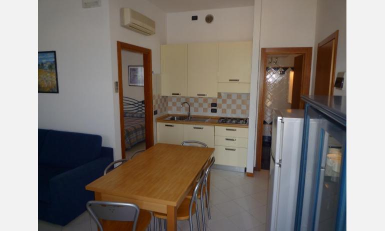 residence SEMIRAMIS: B4 - zona giorno