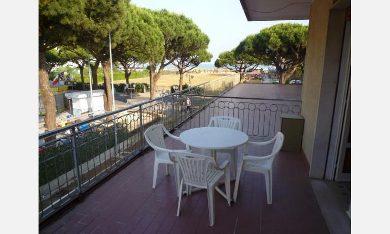 appartamenti ELLE: B5 - terrazza