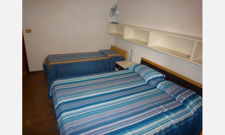appartamenti ELLE: B5 - camera tripla (esempio)