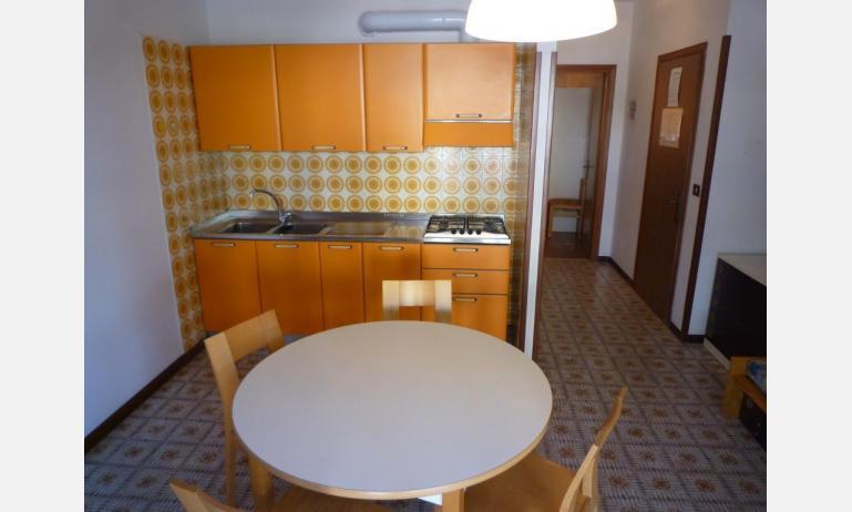 appartamenti ELLE: B5 - angolo cottura (esempio)