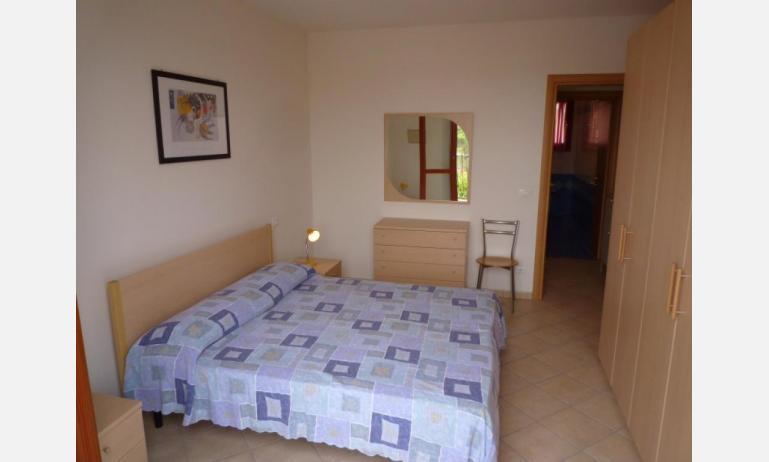 residence LE GINESTRE: C4* - camera matrimoniale (esempio)