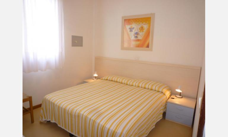 appartamenti LARA: C4 - camera matrimoniale (esempio)