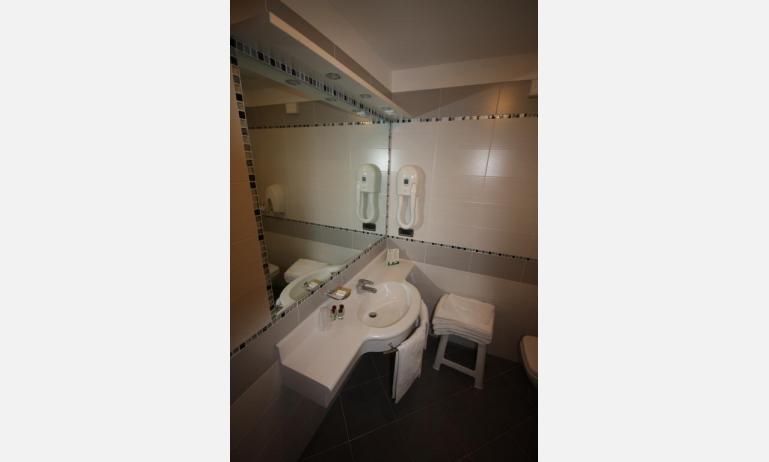 hotel MAREGOLF: Convenience - bagno (esempio)