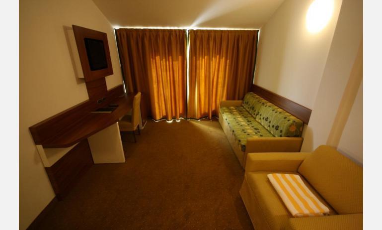 hotel MAREGOLF: Ideal - divano letto doppio (esempio)