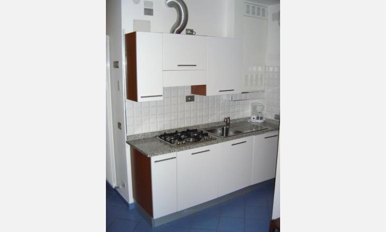 residence KATJA: A4 - kitchenette (example)