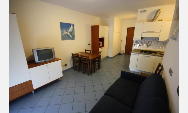 residence KATJA: B5 - double sleeper couch ( example )