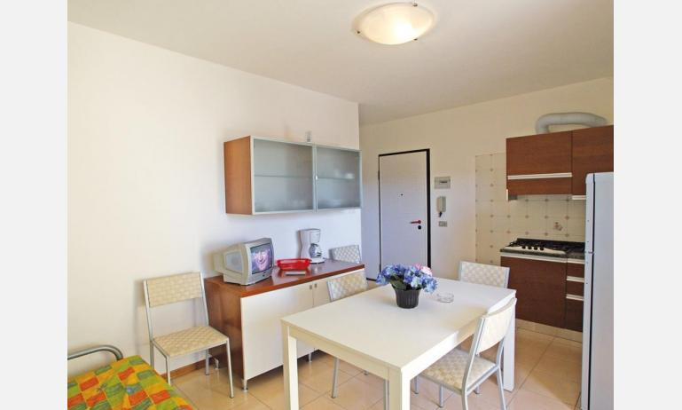 apartments TORCELLO: B4 - kitchenette (example)