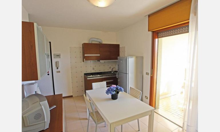 apartments TORCELLO: B4 - living room (example)