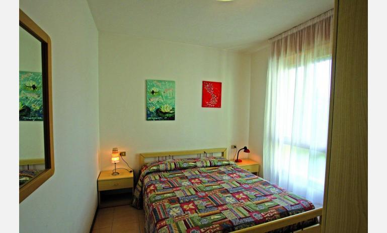 apartments TORCELLO: B4 - bedroom (example)